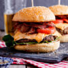 Bacon-and-cheese-burgers