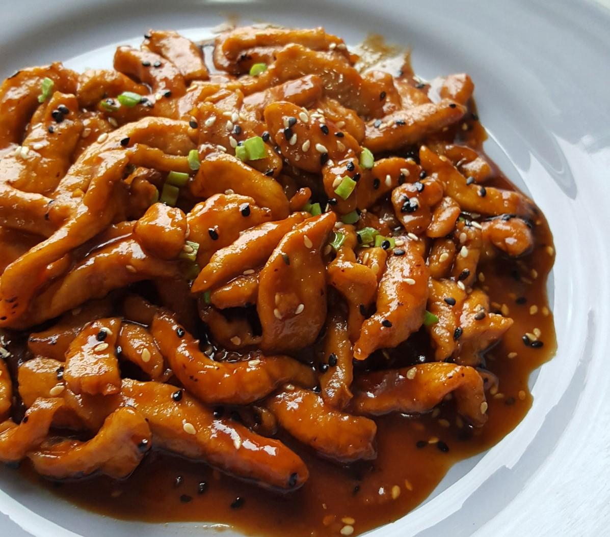 Pollo Caramellato In Salsa Di Soia Giramondosapori